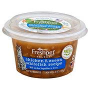 Freshpet Select Chicken & Ocean Whitefish Recipe Cat Food