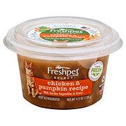 Freshpet Select Chicken & Pumpkin Recipe Cat Food