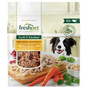 Freshpet Select Fresh from the Kitchen Home Cooked Chicken Recipe Wet Dog Food