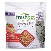 Freshpet Select Moisture Rich Tender Chicken & Beef Recipe Cat Food