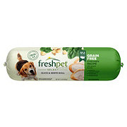 Freshpet Select Slice And Serve Grain Free Chicken Recipe Adult Dog Food
