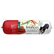 Freshpet Select Slice & Serve Chunky Beef Recipe Wet Dog Food