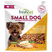 Freshpet Select Small Dog Bite Sized Chicken Recipe Wet Dog Food