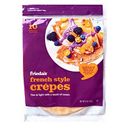 Frieda's French Style Crepes