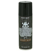 Fright Night Colored Hair Spray, Spooky Silver