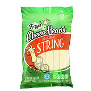 Frigo Cheese Heads Mozzarella String Cheese