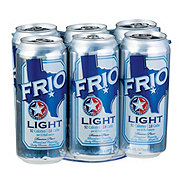 Frio Light Beer 16 oz Cans