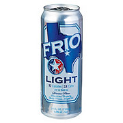 Frio Light Beer Can
