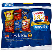 Frito Lay 2 Go Multipack Classic Mix