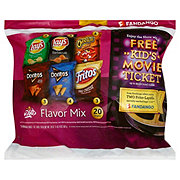 Frito Lay 2 Go Multipack Flavor Mix
