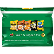 Frito Lay Baked & Popped Mix Multipack
