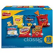 Frito Lay Classic Mix Multipack