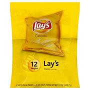 Frito Lay Classic Potato Chips