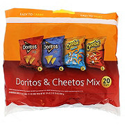 Frito Lay Doritos and Cheetos Mix Multi Pack