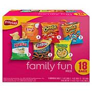Frito Lay Family Fun Mix Multipack