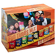 Frito Lay Multi Pack Chips Fun Times Mix