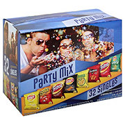 Frito Lay Multi Pack Chips Party Mix