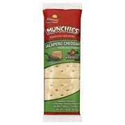 Frito Lay Munchies Doritos Jalapeno Cheddar Sandwich Crackers