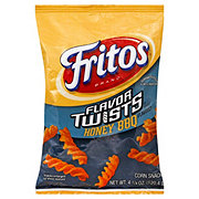 Fritos Flavor Twists Honey BBQ Flavored Corn Chips