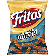 Fritos Honey BBQ Flavor Twist Corn Chips