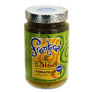 Frontera Tomatillo Medium Salsa