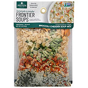 Frontier Soups Virginia Blue Ridge Broccoli Cheddar Soup Mix