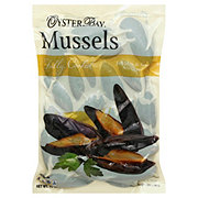 Frozen Cooked Black Mussels