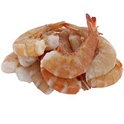 Frozen Raw Gulf Brown Shrimp Shell-On, Wild Caught