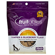 Fruitables Pumpkin & Blueberry Flavor