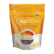 Fruitables Skinny Minis Pumpkin And Mango Flavored Dog Treats