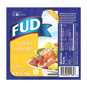 Fud Turkey Franks