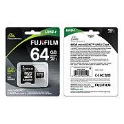 Fujifilm Micro SDXC Card 64GB