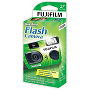 Fujifilm Quicksnap Flash Camera 400 Speed, 27 Exposure