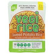 Full Green Vegi Rice Sweet Potato Rice