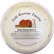 Full Quiver Farms Chive Cheese Spread