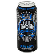Full Throttle Blue Agave