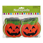 Fun Express Pumpkin Spiral Notepad