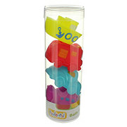Funderful Assorted Themed Bath Buddies, Colors & Styles May Vary