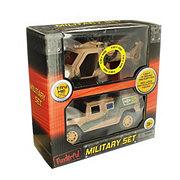Funderful Defender Military Vehicle Set