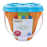 Funderful Giraffe Shape Sorter Playset