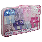 Funderful Play Shoes With Accessories
