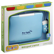Funderful Pro Light Bilingual Laptop, 5+ Yrs
