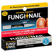 Fungi Nail Toe & Foot Double Strength Pen Brush Applicator Anti-Fungal Solution