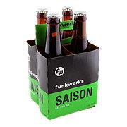 Funkwerks Saison Beer 12 oz  Bottles