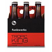 Funkwerks Tropic King Imperial Saison Ale Beer 11.2 oz Bottles