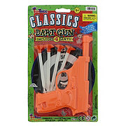 Funtastic Classic Dart Gun, Assorted Colors