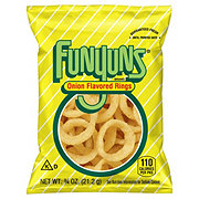 Funyuns Onion Flavored Rings