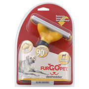 Fur Go Pet Deshedder for Large Dogs