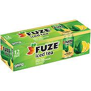 Fuze Half Iced Tea Half Lemonade 12 oz Cans