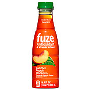 Fuze Summer Peach Black Tea